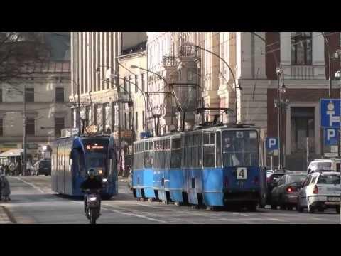 (4.03.13) Tramwaje W Krakowie