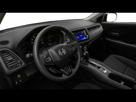 2017 Honda HR-V Video
