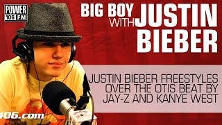 Justin Bieber Exclusive: Freestyle Rap, Unreleased Tracks