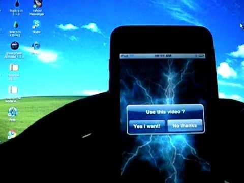 COMO DESCARGAR.INSTALAR. BAJAR O PONER VIDEOWALLPAPER EN IPHONE4S IPOD4