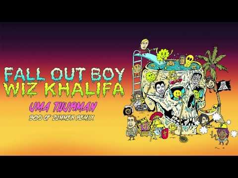 Fall Out Boy - Uma Thurman (Wiz Khalifa Boys Of Zummer Remix)
