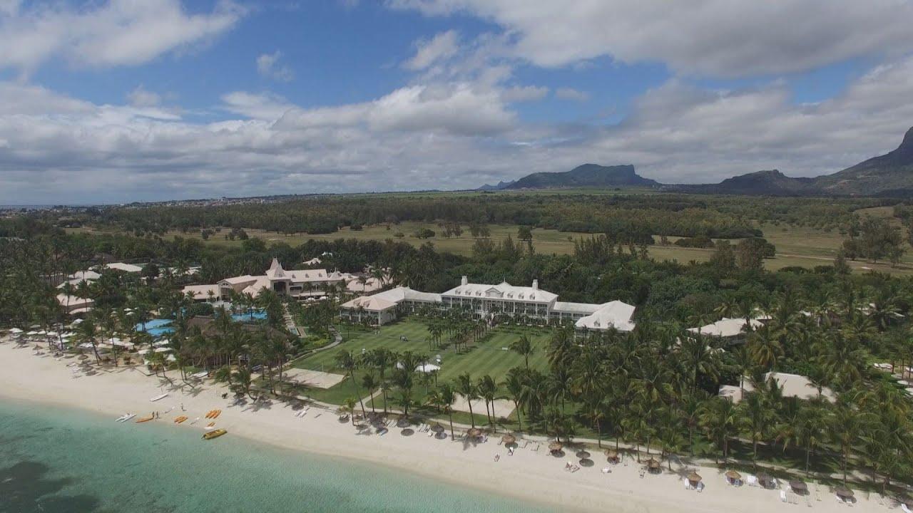 Domaine mauritius wedding