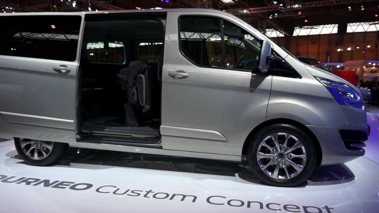 2012 new ford transit 8 seater tourneo youtube