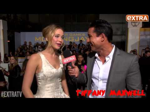 Jennifer Lawrence - Funny Moments (Part 31)