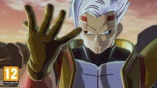 (2K) Dragon Ball Xenoverse 2 - Grand Tour Pack 1 Trailer! Baby Vegeta, Adult Gotenks + More! (DLC)