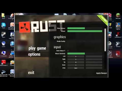 Como instalar o jogo Rust (gratuito)