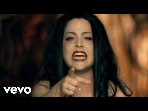 Evanescence - Sweet Sacrifice Video