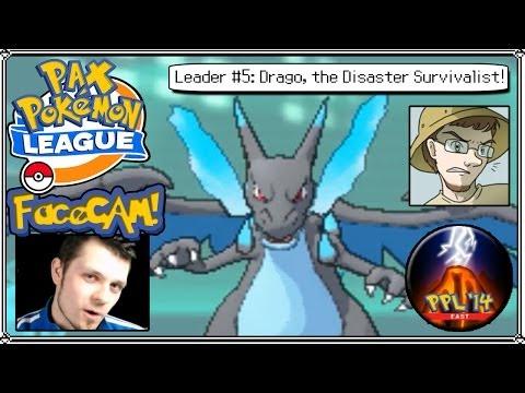 PAX Pokemon League 2014 - Leader #5: Drago, the Disaster Survivalist! [Catastrophe Badge]