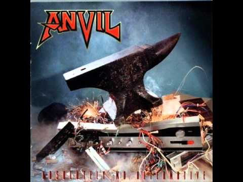 Anvil - Hero By Death