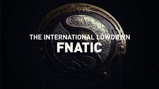 The International Lowdown 2018 - Fnatic