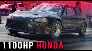 11,000+rpm 50+psi BOOST Honda CRX