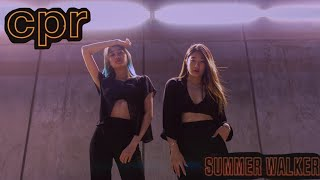 """CPR"" - Summer Walker Choreography x Concept Video [K-CITY STUDIO]"