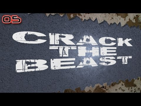 Crack The Beast - Mindcrack Feed The Beast - E05 - Creepers
