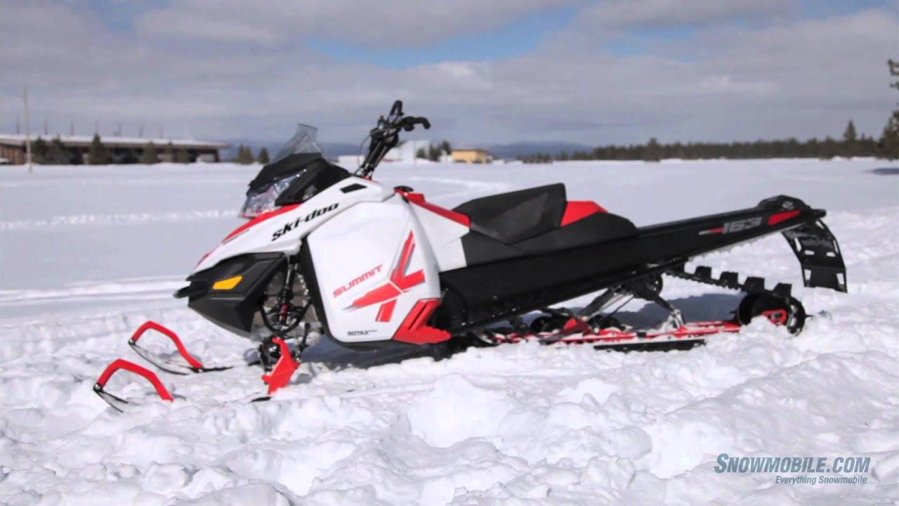 Ski Doo Snowmobiles 2014 - Viewing Gallery