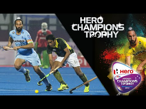 India vs Pakistan - Men's Hockey Champions Trophy 2014 India SF2 [13/12/2014]