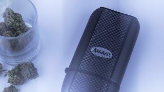 Marijuana Product Review: Ascent Portable Vaporizer by DaVinci Dry Herb / Oils