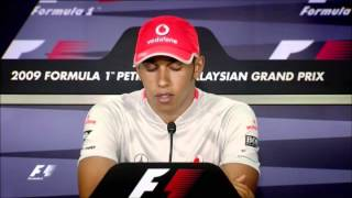 Lewis Hamilton Lie-Gate Evidence