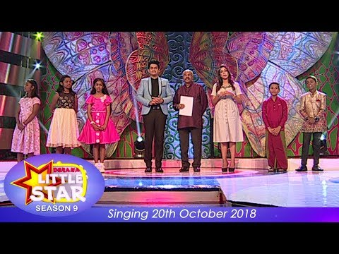 Little Star Season 09 -  Singing (20-10-2018)