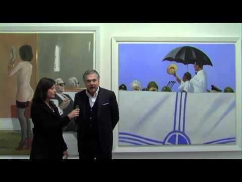 Artefiera 2012 – Intervista a Stefano Contini (Contini Art Gallery)
