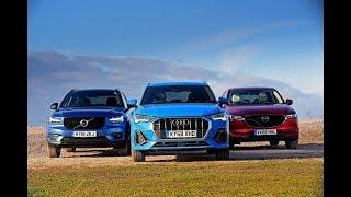 2019 Audi Q3 vs 2019 Volvo XC40 vs 2019 Mazda CX-5