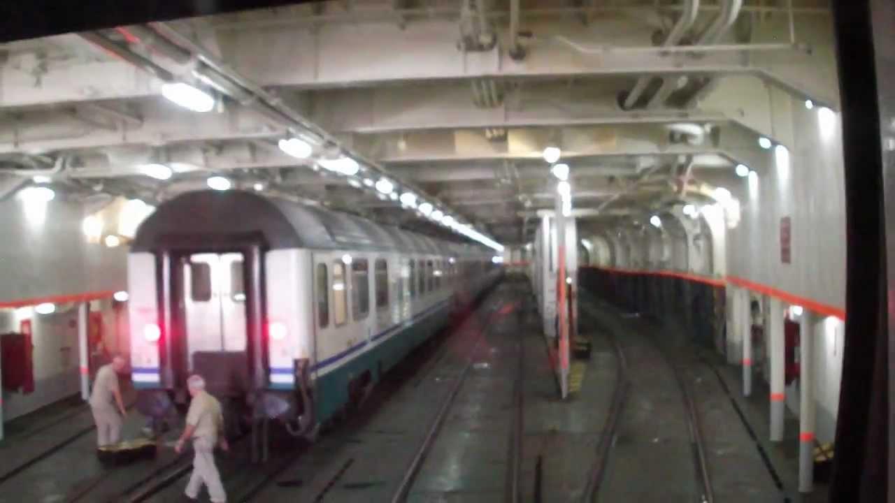 Train From Villa San Giovanni To Salerno
