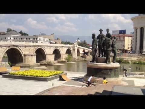 Part of my trip to Macedonia (Skopje, Vodno) and Serbia (Belgrade) - walk around, visiting and spending time with Victorija and Stefan - my amazing friends f...