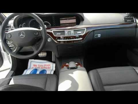 2009 Mercedes-Benz S63 AMG Houston TX