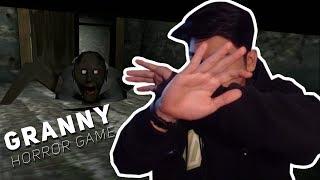 First Time Main Game Horror! Dikejer Nenek2 Pake Tongkat Bisbol -  Granny Horror Game Indonesia (1)
