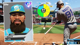 MAXED OUT TOKE NASTY IS UNSTOPPABLE!! MLB The Show 20 Gameplay
