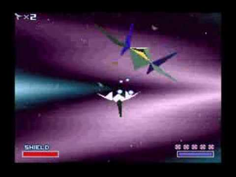 Star Fox: The Awesome Black Hole