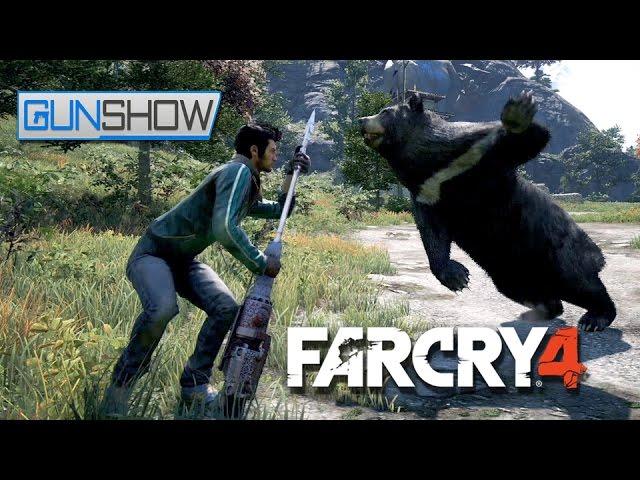 Far Cry 4 - The Gun Show