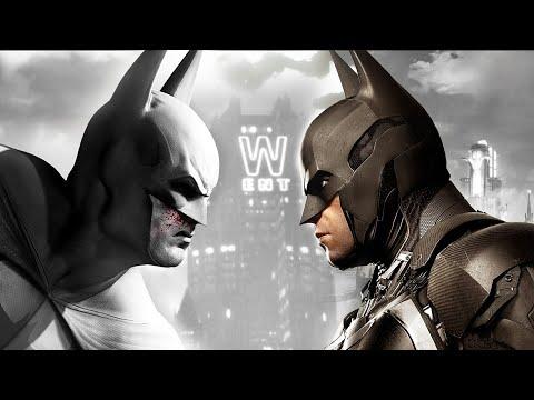 Which Is The Best Batman Arkham Game? | Versus