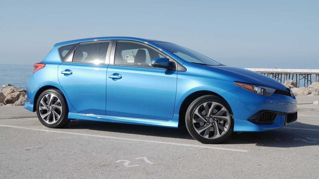 2016 Scion iM Review - YouTube