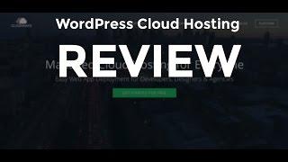 WordPress Cloud Hosting Review - Cloudways