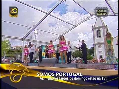 Os Lordes - Sabi� na gaiola (Festa do Divino Salvador - Lordelo)