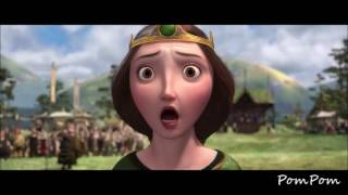 BRAVE - Funny moments