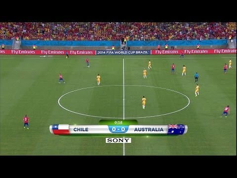 CHILE 3 Australia 1 MUNDIAL 2014 [DESCARGA HD]