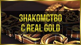 Знакомство с бизнесом Real Gold