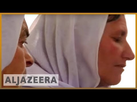 Yazidi women speak of rape and beatings at the hands of ISIL