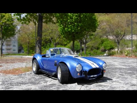 Shelby 1965 Ford AC Cobra 427 S/C