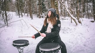 Download Lagu Thunder - Imagine Dragons | Drum Cover by TheKays Gratis STAFABAND