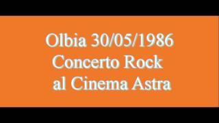 Concerto Cinema Astra 1986
