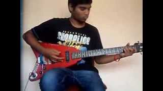 Ricardo Sanchez Awesome God Guitar cover by Vijin