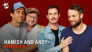 Hamish and Andy join Ben and Liam on triple j