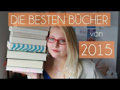 DIE BESTEN BÜCHER 2015 | Buchtipps