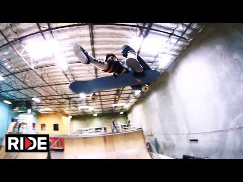 Hawk's Ramp Session Vol. 4 - Trannies - Bucky Lasek, Jimmy Wilkins & More