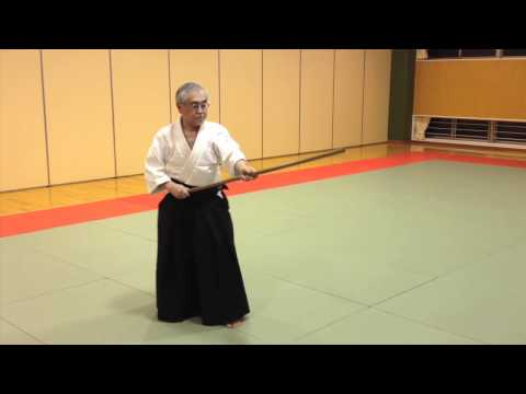 Aikido Jo Demonstration - The Basics for Beginners Image 1