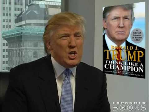 Donald Trump: Think Like a Champion audiobook video