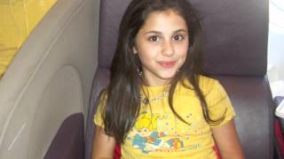 Reflection - Ariana Grande (Fetus Grande at 11 years old lolll)