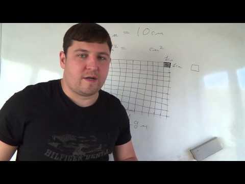 Математика 4 класс. 11 октября. Площадь и метр квадратный